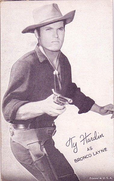 Bronco Ty Hardin