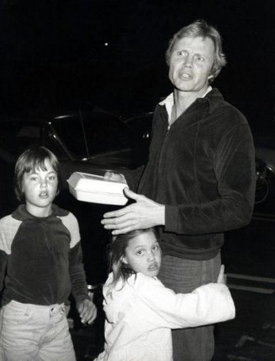 Jon Voight  & Kids