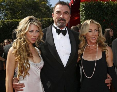 Tom Selleck &Family
