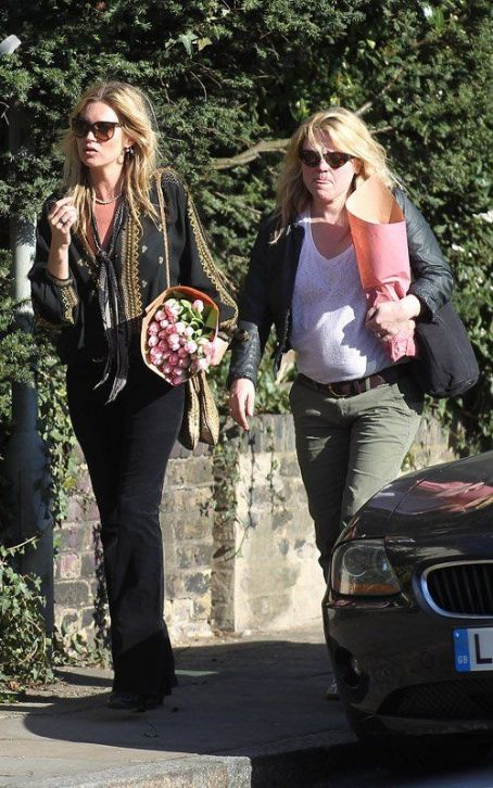 Kate Moss & Jamie Hince: London Lovers