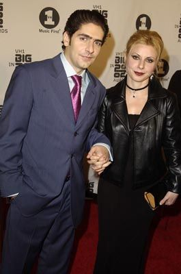 Michael Imperioli  & Wife