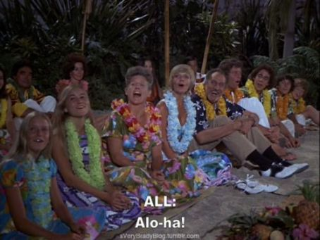 Florence Henderson - The Brady Bunch In Hawaii