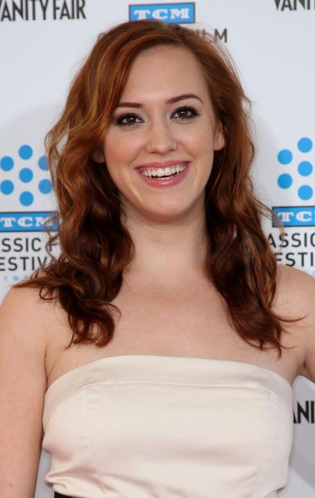 "Andrea Bowen - Film Festival Screening Of A ""A Star Is Born"", 22 April 2010"