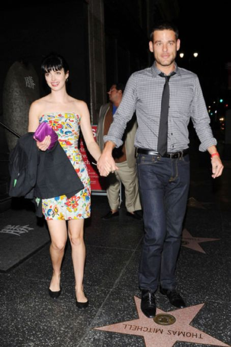 Ivan Sergei Krysten Ritter and  May 2010