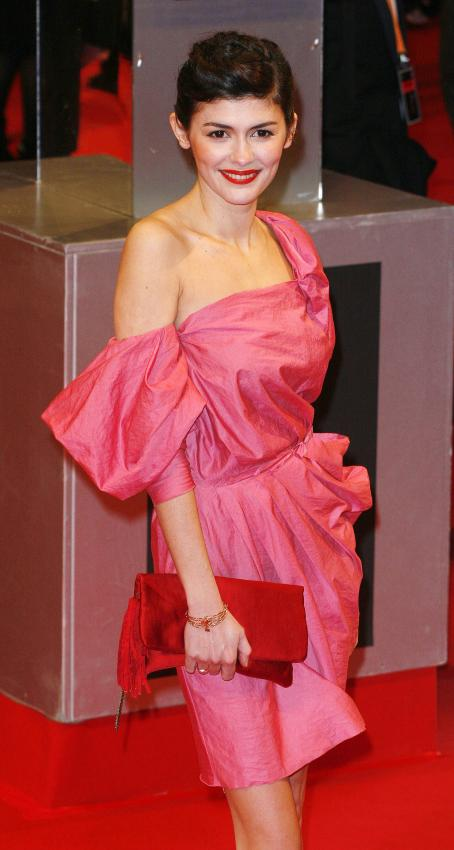 Audrey Tautou - BAFTA Awards 2010, 21 February 2010