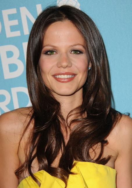 Tammin Sursok - HFPA/InStyle Party Announcing Miss Golden Globe 2011 at Cecconi's Restaurant on December 9, 2010 in Los Angeles, California