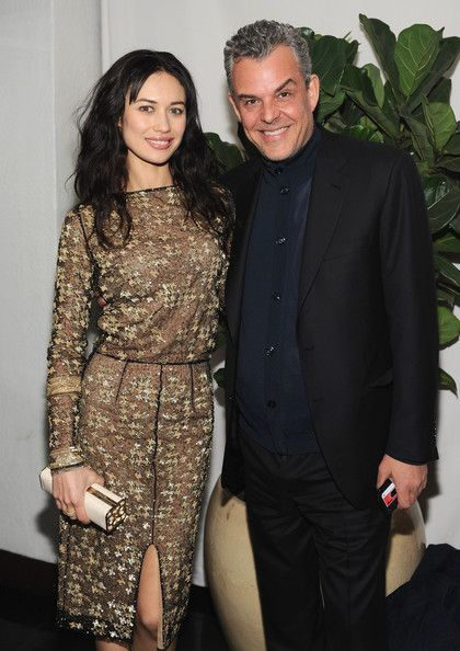 Danny Huston - Dom Perignon And W Magazine Celebrate The Golden Globes At Chateau Marmout