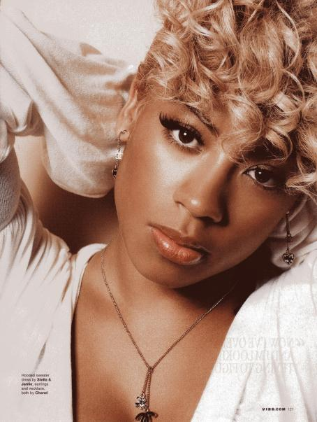 Keyshia Cole - Vibe - December 2007