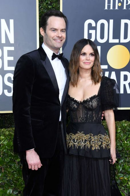 Rachel Bilson - 77. jährliche Golden Globe Awards in Beverly Hills