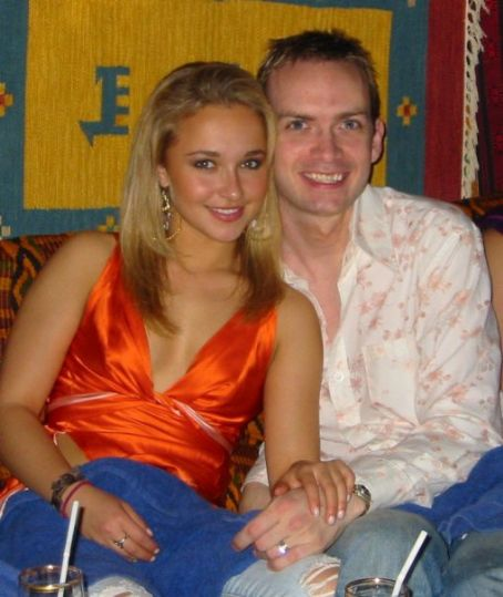 MIchael Dean Shelton and Hayden Panettiere