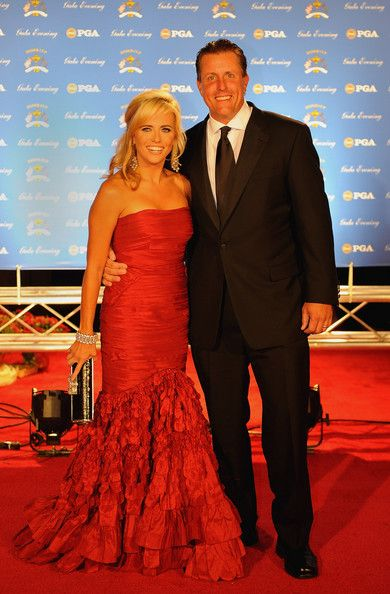 Amy Mickelson - Phil Mickelson and Amy McBride