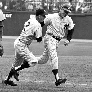 Mickey Mantle Another  Homer