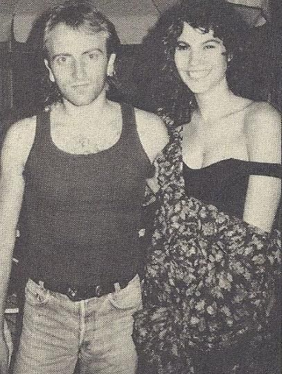 Jacqueline Collen Jacqueline and Phil Collen