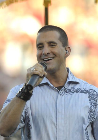 Scott Stapp - Wallpapers