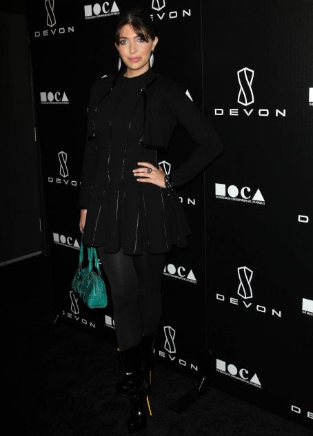 Brittny Gastineau - Launch of the flagship store Devon at the Devon Works Beverly Hills boutique on December 8, 2010 in Beverly Hills, California