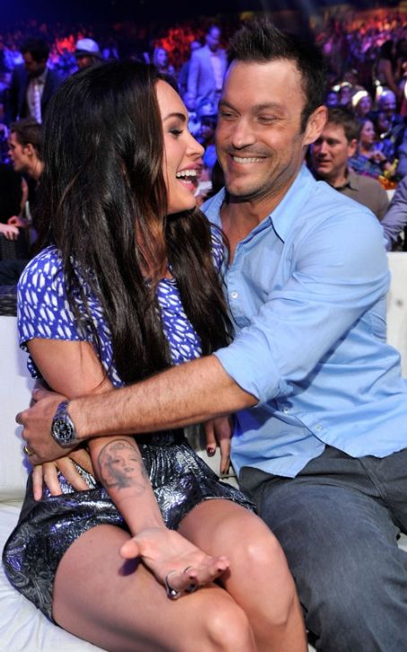 Brian Austin Green - Teen Choice Awards 2010