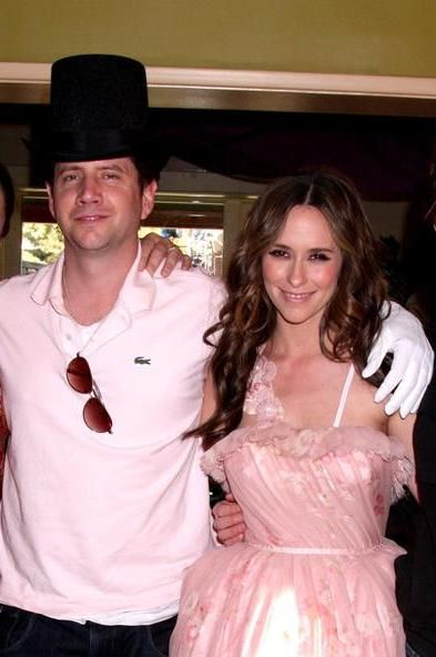 Jennifer Hewitt and Jamie Kennedy