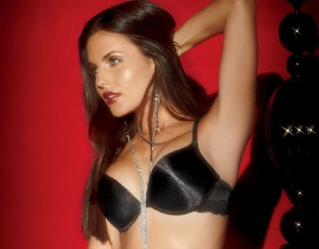Diana Morales  - Frederick's of Hollywood Lingerie Photoshoot