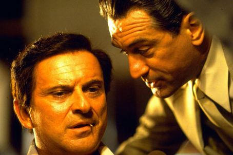 Casino Joe Pesci and Robert De Niro in  (1995)