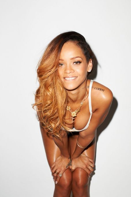 Rihanna - RIHANNA in Rolling Stone Magazine, February 2013 Issue