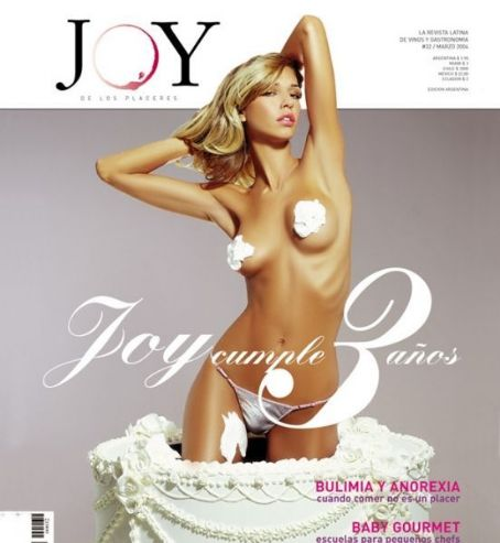 Lorena Ceriscioli - Joy Magazine Cover [Argentina] (March 2004)