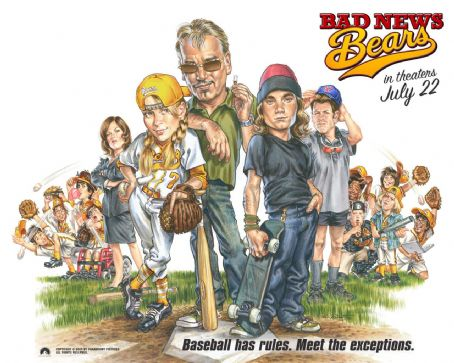 Morris Buttermaker Bad News Bears wallpaper - 2005