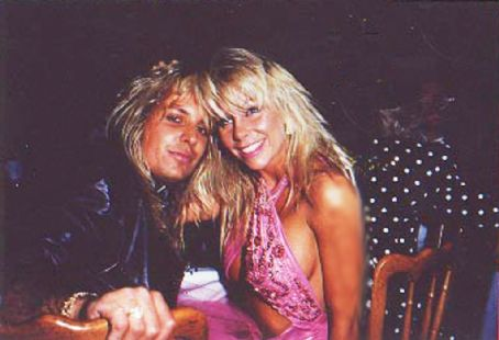 Sharise Neil Vince Neil and Sharise Ruddell
