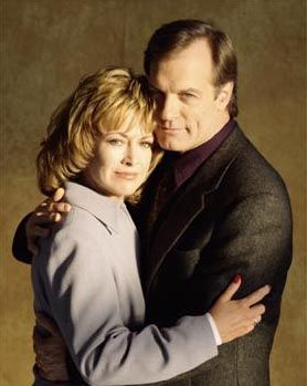 7th Heaven Catherine Hicks and Stephen Collins