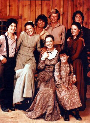 Sidney Greenbush Little House on the Prairie (1974)