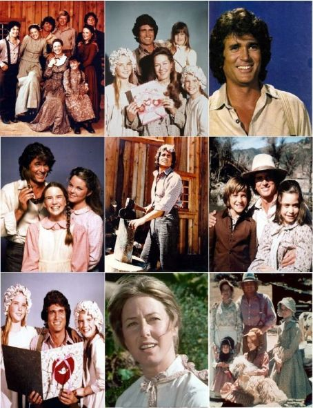 Michael Landon Little House on the Prairie (1974)