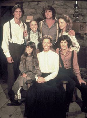 Linwood Boomer Little House on the Prairie (1974)