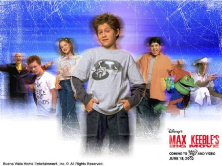 Alex D. Linz Disney's Max Keeble's Big Move - 2001