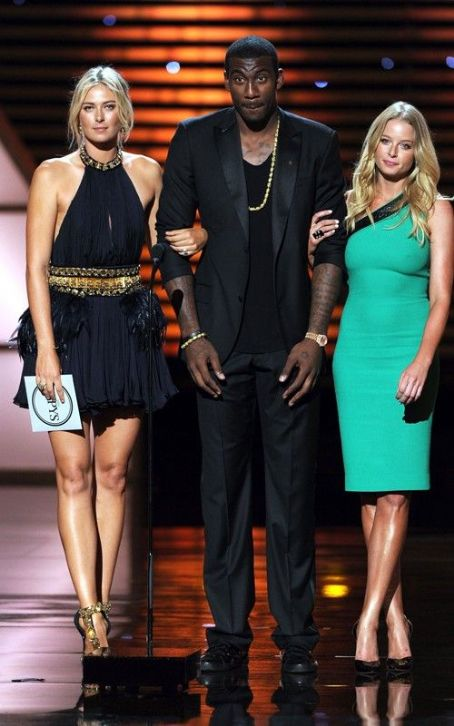 Maria Sharapova: 2011 ESPY Awards!