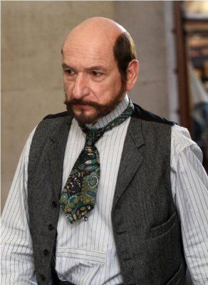 Ben Kingsley - Hugo