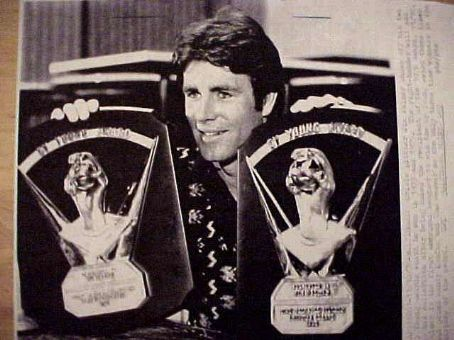 Jim Palmer  With His Cy Young Awards