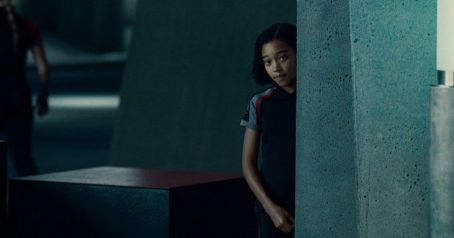 Amandla Stenberg The Hunger Games