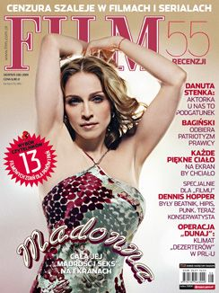Madonna - Film Magazine [Poland] (August 2009)