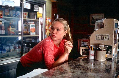State and Main Julia Stiles as Carla Taylor in Fine Line's  - 2000