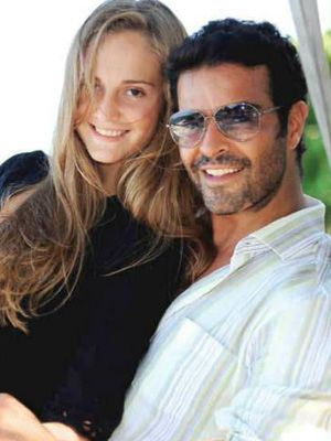 Carolina Van Wielink Pablo Montero and
