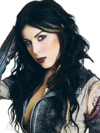 Nikki Sixx Finds Love With 'LA Ink' Tattooist Kat Von D