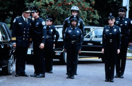 David Graf Police Academy 4: Citizens on Patrol (1987)