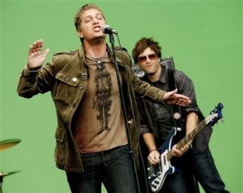 Matchbox Twenty cancels rodeo concert