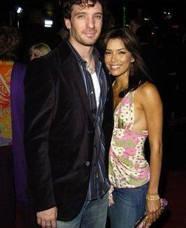 J.C. Chasez - Eva Longoria and J. C. Chasez - Kodak Theater, Hollywood, September 27, 2004