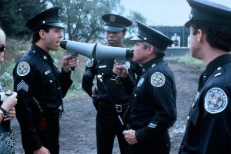 G.W. Bailey Police Academy 4: Citizens on Patrol (1987)