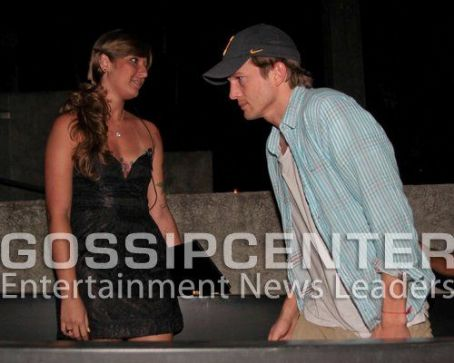 Ashton Kutcher Parties While Demi Receives Treatment