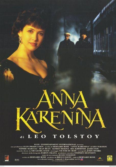 Anna Karenina (1997) Poster