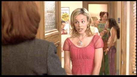 Rachel McAdams plays Jessica/Clive in Touchstone's The Hot Chick - 2002