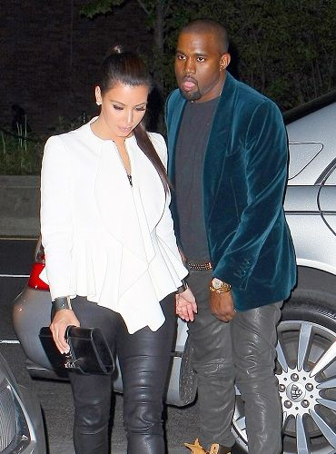 These Are My New Favorite Pictures of Kim and Kanye