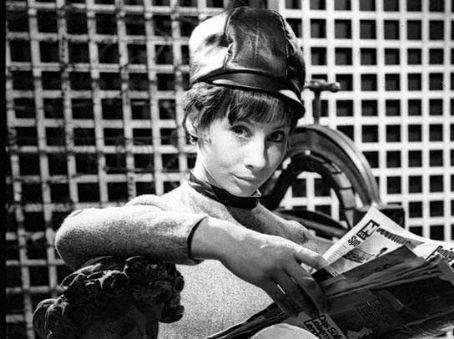 Carole Ann Ford  As Susan Foreman In Doctor Who