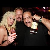 Ron Jeremy Vince & Brooke with